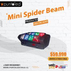 Mini spider beam - Punto Led Chile
