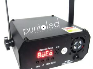 Laser rg 150mw punto led chile