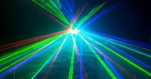 Laser - Punto Led Chile