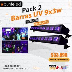 Barra uv 9x3w 2021